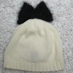 bernstock speirs cashmere bow hat